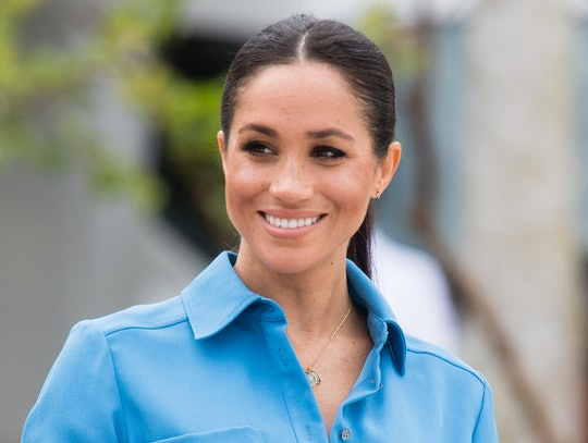Meghan Markle has a wax figure with a baby bump in Australia.