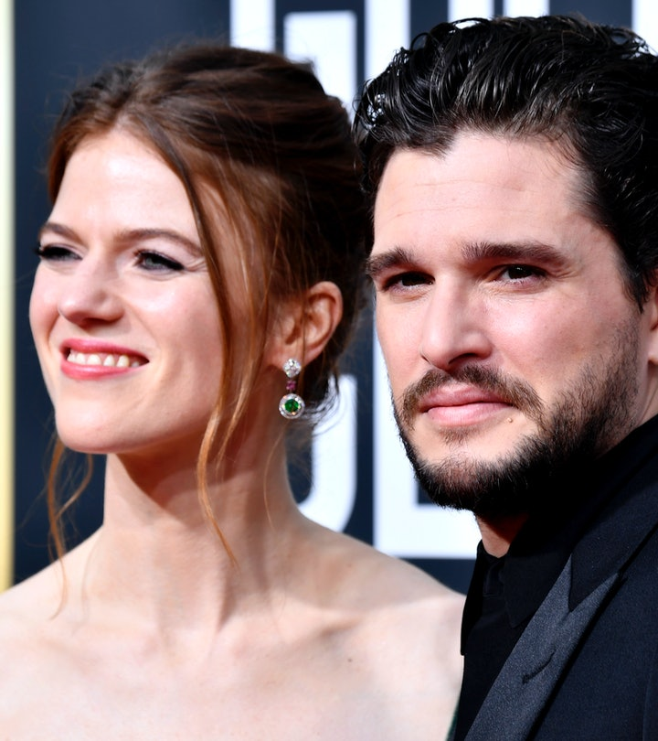 'Game of Thrones' alum Rose Leslie and Kit Harington have welcomed their first child together.