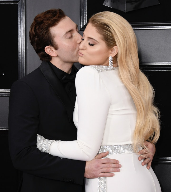 Meghan Trainor gave birth and welcomed her first child with her husband Daryl Sabara.