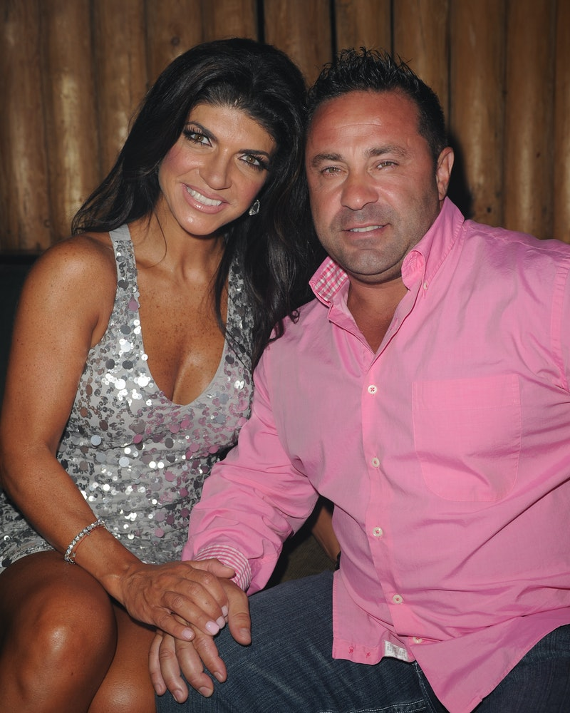 'RHONJ' star Teresa Giudice and ex-husband Joe Giudice