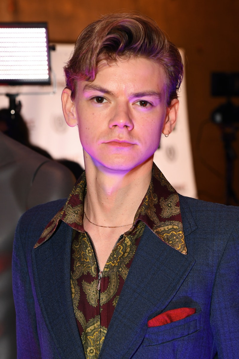 Thomas Brodie-Sangster. Photo via Getty Images