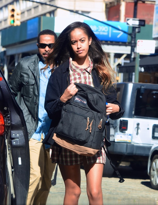 Malia Obama has a new job working on a TV series inspired by Beyonce.