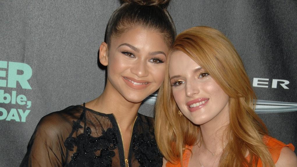 Zendaya and Bella Thorne