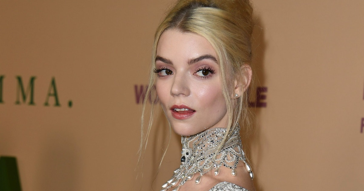 Who Is Anya Taylor-Joy Dating? The 'Queen's Gambit' Star Was Rumored To Be Engaged - Bustle