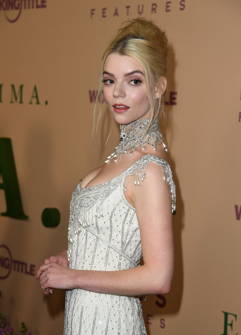 Who is Anya Taylor-Joy dating? Photo via Getty Images