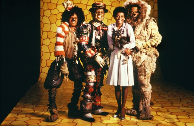 'The Wiz'  stars Diana Ross as Dorothy and Michael Jackson as Scarecrow.