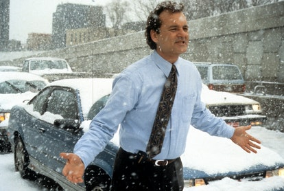 Many parents might argue that Bill Murray had it better in 1993's 'Groundhog Day.'