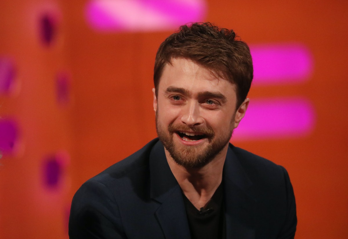 Daniel Radcliffe revealed he's embarrassed to watch some of his acting choices in 'Harry Potter.'