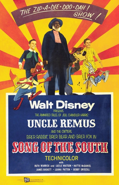 'Song of the South,' has been a source of controversy since it premiered in 1946.