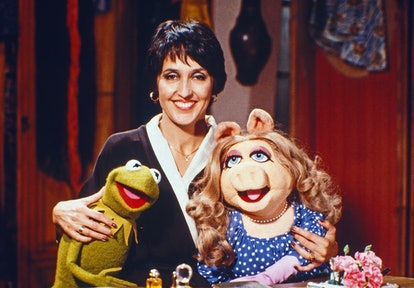 Joan Baez appeared on 'The Muppet Show' in Season 3. Her episode now comes with a warning.