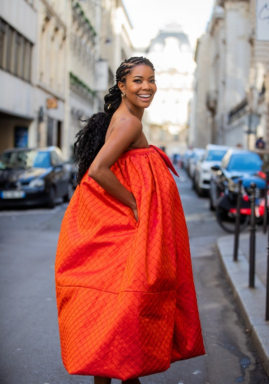 """Gabrielle Union told 'Madam Noire' she wants her daughters to be the """"best versions of themselves without centering Eurocentric beauty ideals."""""""
