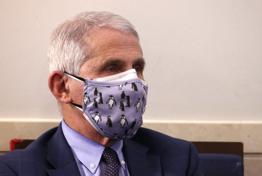 Dr. Anthony Fauci, the nation's top infectious disease expert, recently told CNN American families may still have to wear face masks in 2022.
