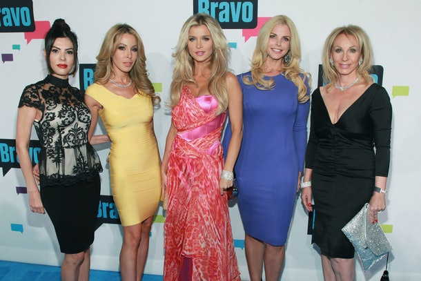 The original cast members of Real Housewives Miami.
