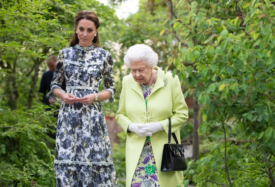 Kate Middleton and Queen Elizabeth will appear on television soon.