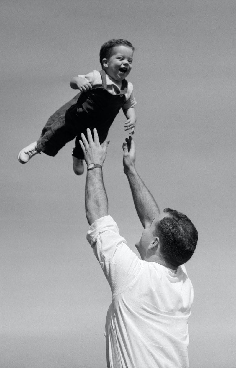 A father throws their baby into the air. This article details signs you had an emotionally abusive p...