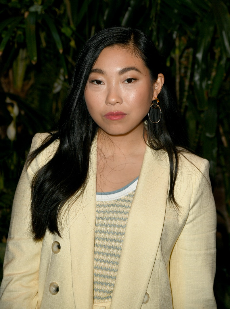 Awkwafina dating history. Photo via Getty Images
