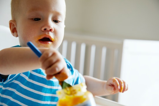 A mom has sued five major baby food companies over allegations their products contain toxic heavy metals.