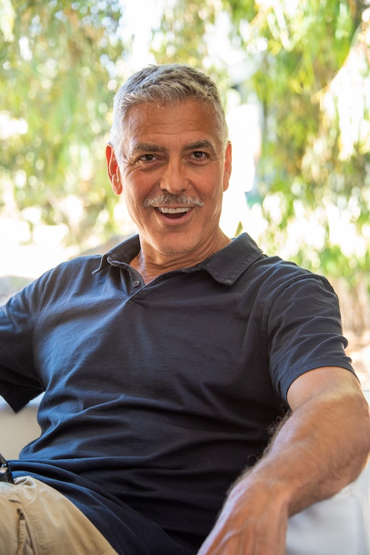 """George Clooney's 3-year-old twins are apparently """"slobs."""""""
