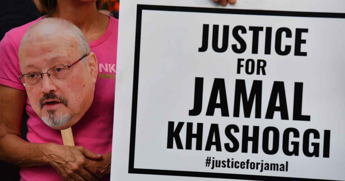 The Biden administration has finally acknowledged the truth about Jamal Khashoggi's death