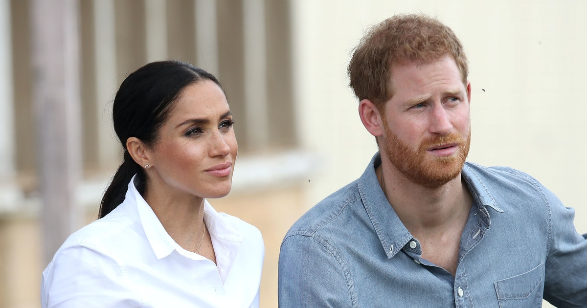 Prince Harry and Meghan Markle are proving the monarchy is irrelevant