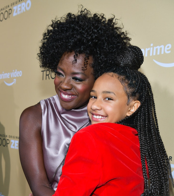 Genesis Tennon made her first acting debut, 'Angry Birds Movie 2.'