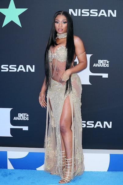 Megan Thee Stallion in 2019, BET Awards