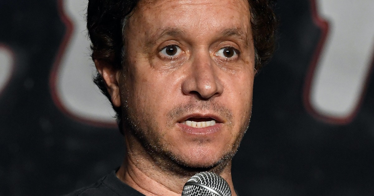 Pauly Shore on the evolution of movie intimacy during the #MeToo era