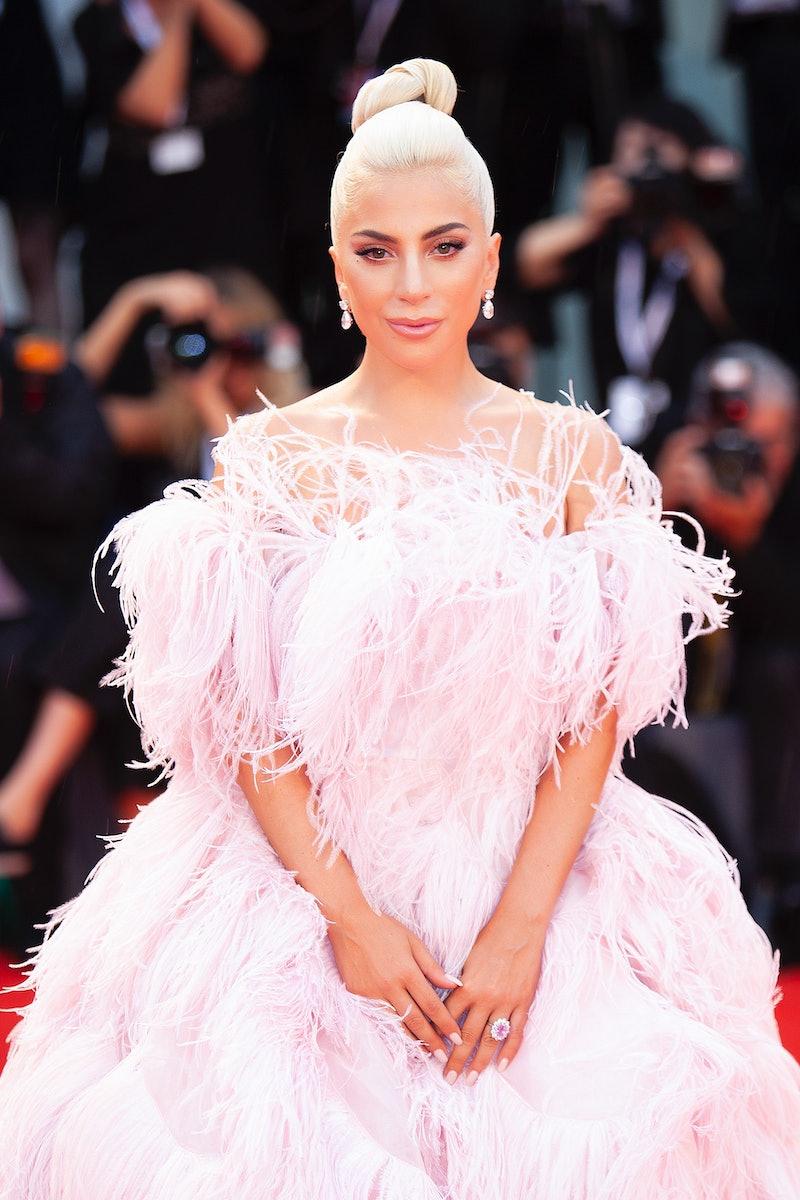 Lady Gaga at the 2018 Venice Film Festival