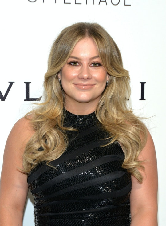 Shawn Johnson tested positive for COVID-19 while pregnant.