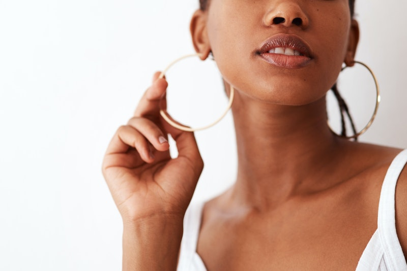 The lobe is the least painful ear piercing you can get, according to experts.