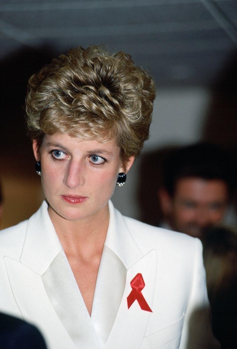 How Princess Diana Helped Break Down Stigma Around HIV & AIDS