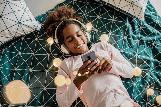 bedtime apps for kids can help children fall asleep