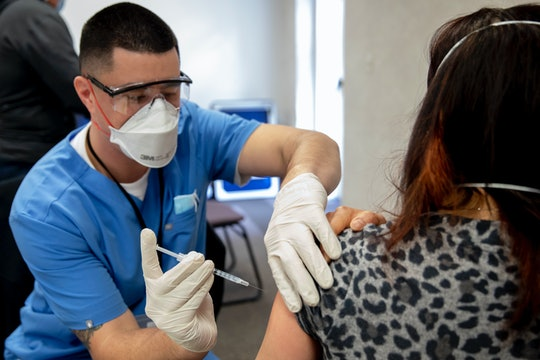 Teachers don't need to be vaccinated against COVID for schools to reopen safely, CDC Director Rochelle Walensky has said.