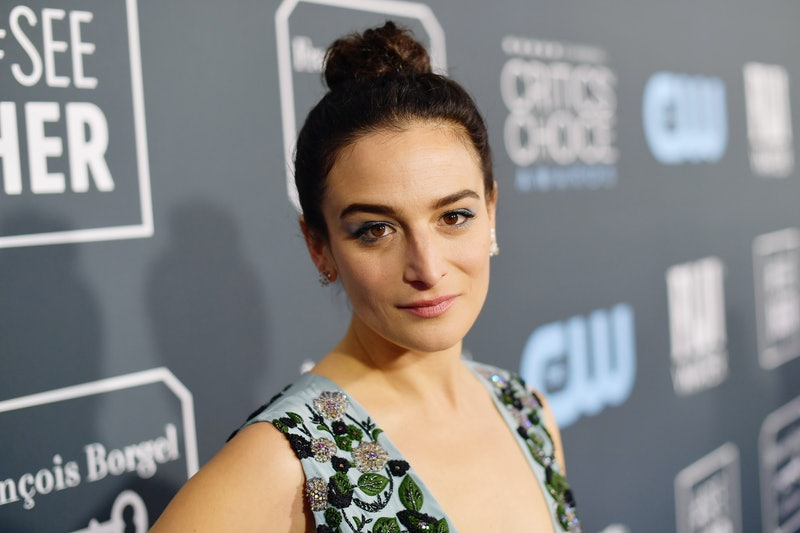 Jenny Slate Gave Birth. Photo via Getty Images