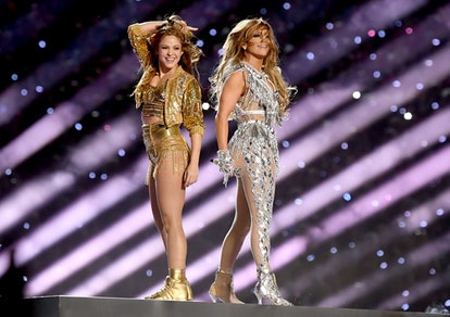 Here are the best Super Bowl halftime show outfits, including Shakira's.