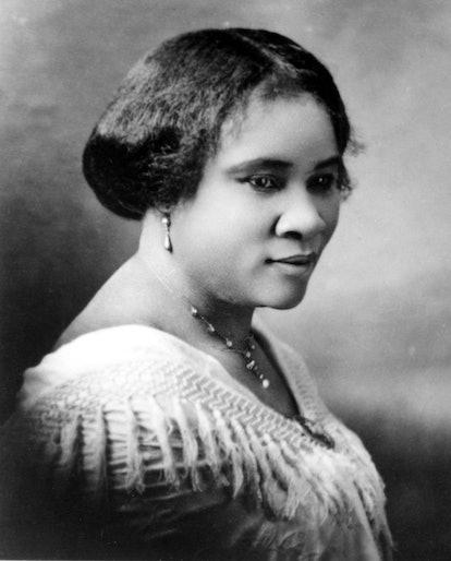 Madam C.J. Walker.