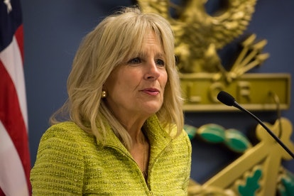 First Lady Jill Biden has a message for working moms.