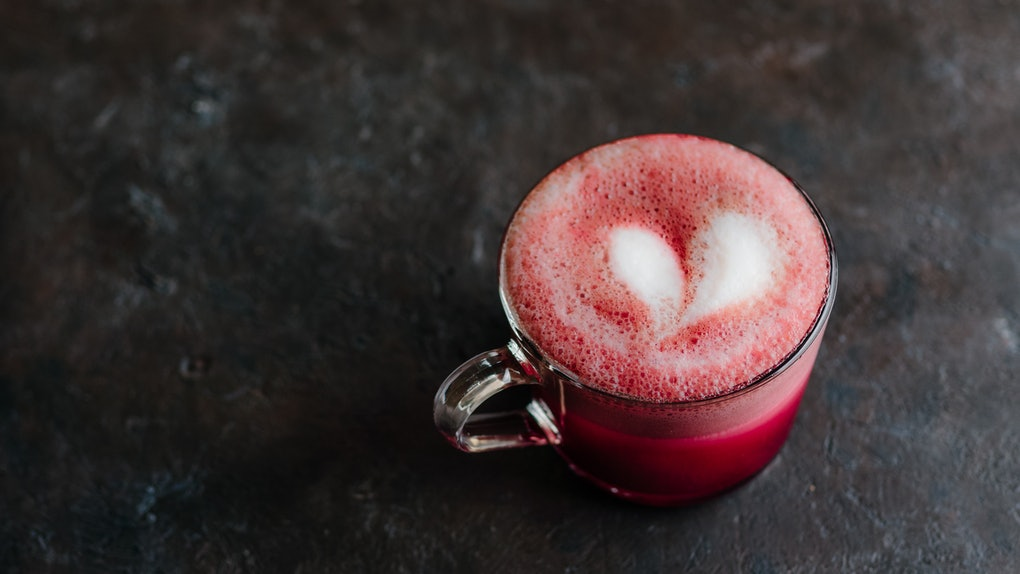 These Starbucks secret menu Valentine's Day 2021 drinks are pretty in pink.