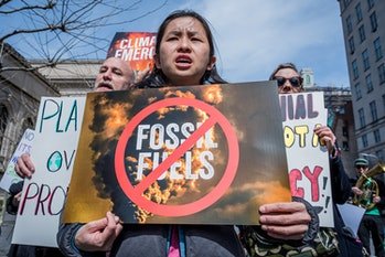 climate crisis emergency protests image