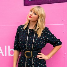 Taylor Swift. Photo via Getty Images