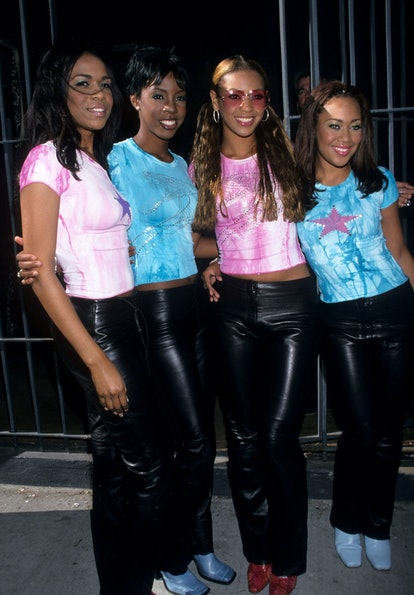 Baby tees are the 2000s trend making a comeback in spring 2021.