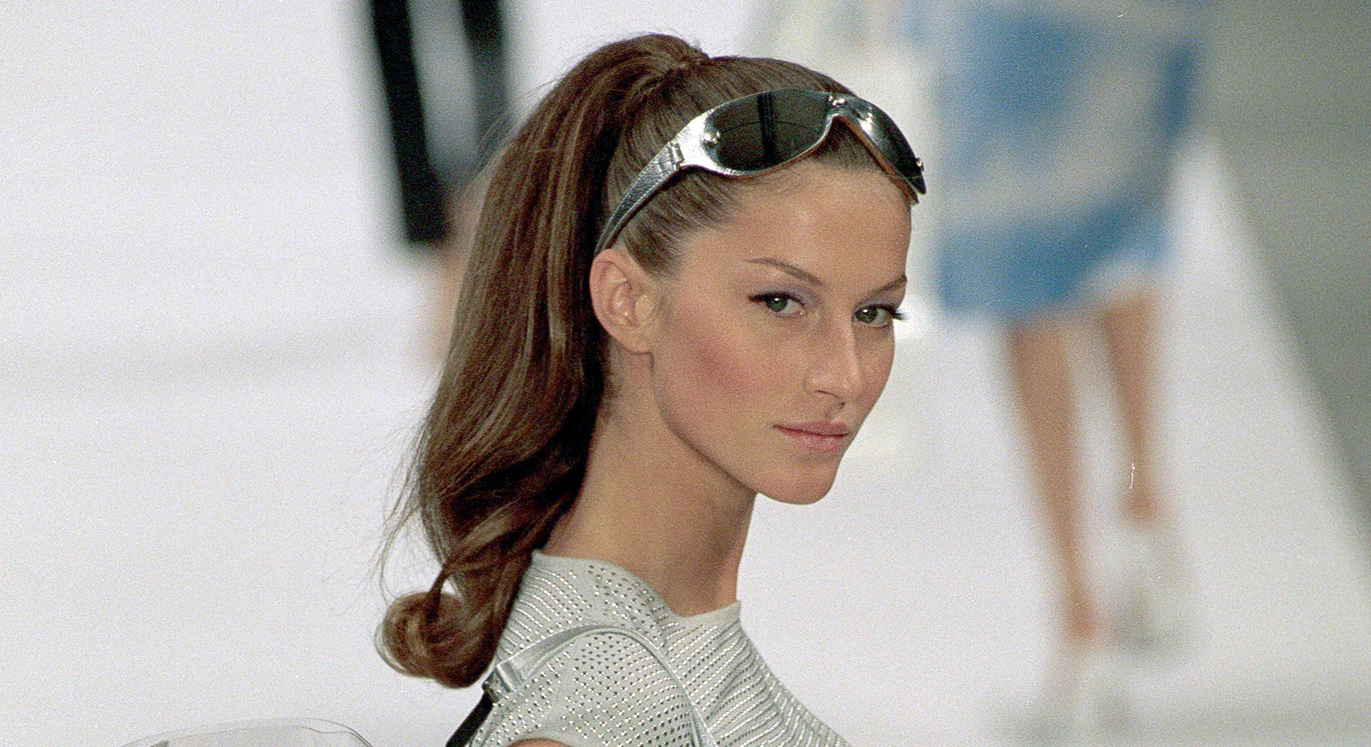GIsele Bundchen for Celine