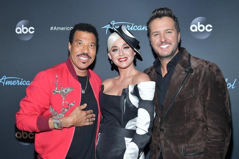 'American Idol' judges. Photo via Getty Images