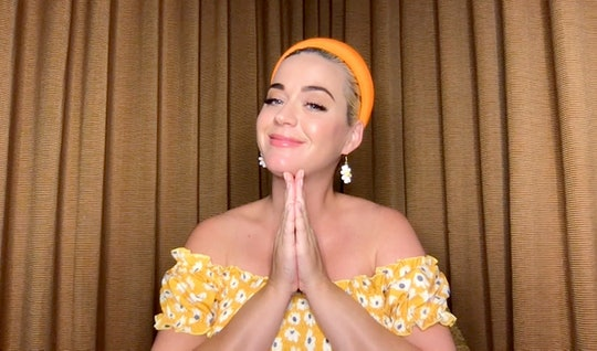 Katy Perry's daughter Daisy is already such a Virgo.