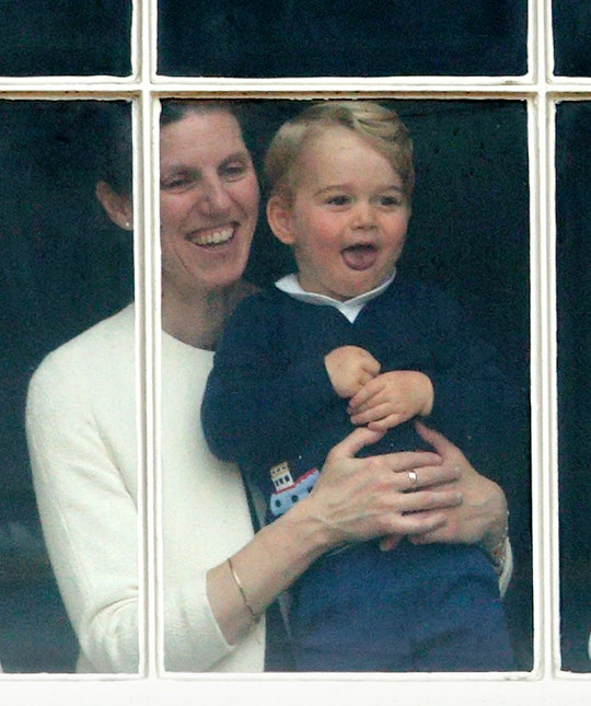 """Kate Middleton's nanny can't call her children """"kids."""""""