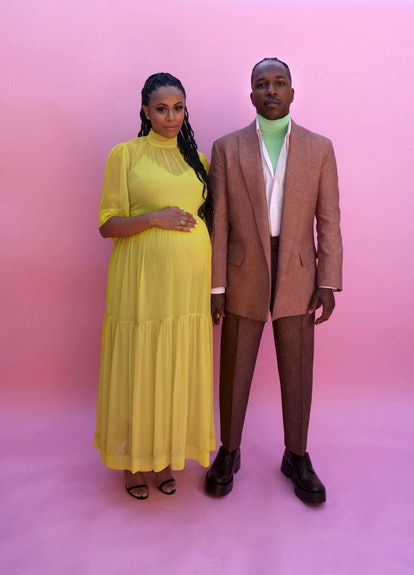 Leslie Odom Jr. has a new addition on the way.