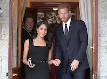 Meghan Markle Prince Harry. Photo via Getty Images