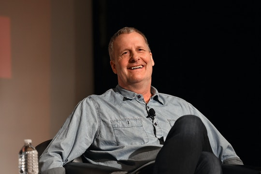 Jeff Daniels' casual appearance at the 2021 Golden Globes had people on Twitter laughing,