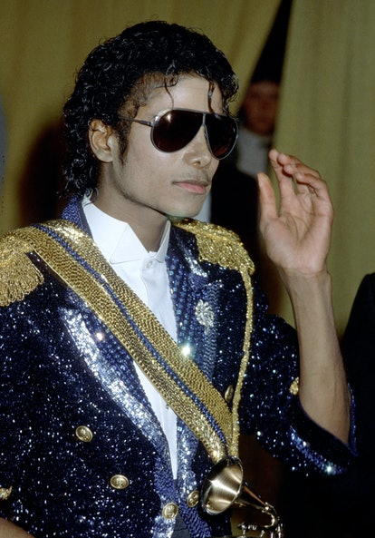 Michael Jackson (Photo by Ron Galella/Ron Galella Collection via Getty Images)