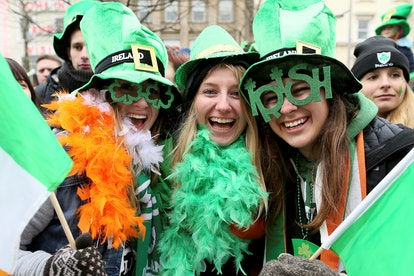 Why do we wear green on St. Patrick's Day? Turns out, there are several different reasons.